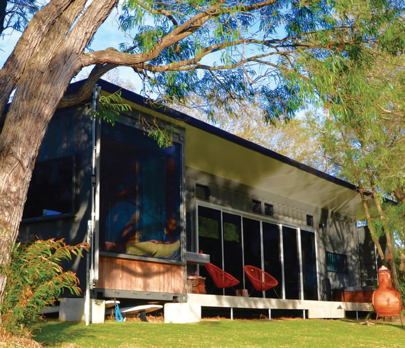 Mipod Shipping Container Homes